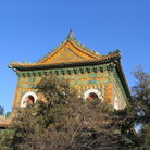 Picture - Portion of the Summer Palace in Beijing.