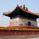 Picture - Temple in the Beijing Summer Palace.