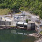 Picture - Hydroelectric facility in Summersville, West Virginia.