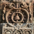 Picture - Carving at the Sun Temple in Konark.