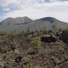 Picture - Sunset Crater National Monument.