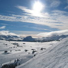 Picture - Winter at Sunshine Village, Banff National Park.