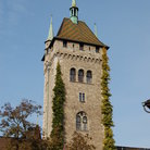 Picture - Tower of Swiss National Museum, Zurich.