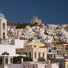 Picture - Overview of Syros.