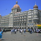 Picture - The famous Taj Mahal Hotel.