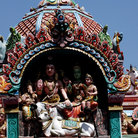 Picture - Indouist Temple in Chennai.