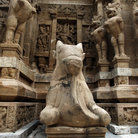 Picture - Kailashanatha temple in Kanchipuram.