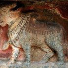 Picture - Carving at Darasuram Temple.