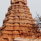 Picture - Temple top, Rajendracholan.