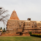 Picture - View of Rajendracholan Temple.