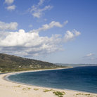 Picture - Beach at Tarifa.