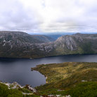 Picture - Dove Lake and Cradle Mountain National Park.