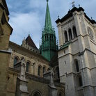 Picture - Cathedral of Saint-Pierre, Geneva.