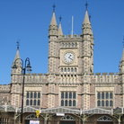 Picture - Temple Meads Station in Bristol.