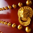 Picture - Decoration on the Temple of Heaven in Beijing.