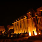 Picture - Temple of Luxor at Night.