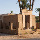Picture - Chapel of Serapis, within the temple complex at Luxor.