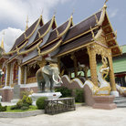Picture - A temple in Chiang Mai.