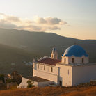 Picture - Church on Tinos.