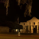 Picture - Alamo, a national landmark in San Antonio, Texas.