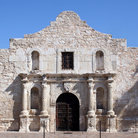 Picture - The Alamo in San Antonio.