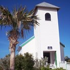 Picture - Church in Half Moon Cay.