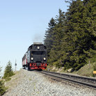 Picture - The Harz narrow gage railway.