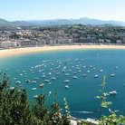 Picture - San Sebastian, Beach.