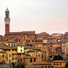 Picture - Medieval architecture in Siena.