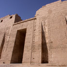 Picture - The Ramaseum in Thebes (Luxor).