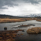 Picture - Scenery of Thingvellir National Park.