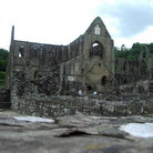 Picture - View of Tintern Abbey.