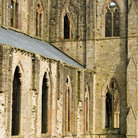 Picture - Detail from Tintern Abbey.