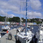 Picture - The harbor at Tobermory.