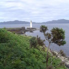 Picture - Lighthouse at Tobermory.