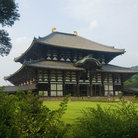 Picture - The Famous todaiji temple, Nara.