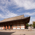 Picture - View of the Toji Temple in Kyoto.