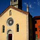 Picture - Church in Torno.