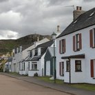 Picture - Cottages at Shieldaig.