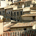 Picture - Houses in Tossa de Mar, Costa Brava.