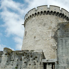 Picture - The Saint-Nicholas tower in La Rochelle.