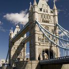 Picture - The Tower Bridge in London.