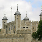 Picture - The White Tower at the Tower of London.