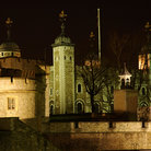 Picture - Night at the Tower of London.