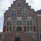 Picture - The Oudewater City Hall.