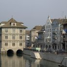 Picture - The Zurich Town Hall.