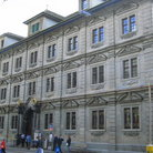 Picture - The Zurich Rathaus, the Town Hall built in 1694-1698.