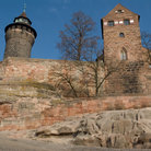 Picture - Nuremberg fortifications.