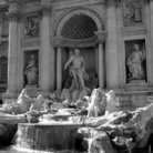 Picture - Trevi Fountain in Rome.