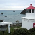 Picture - Trinidad Head Lighthouse.